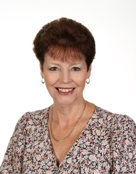 Mrs J Beard, Senior Admin Asst