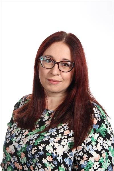 Mrs C Jones, Barn Owls Class Teacher