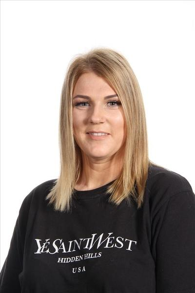 Miss K Cowdrey, Breakfast Club Supervisor