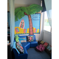 Book Beach - Our Reading Area