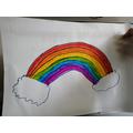 Josh's rainbow