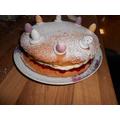 Chloe N's Easter cake