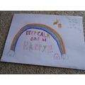 Chloe N's rainbow