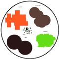 Class 7 Pixel Art - plate of food