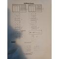 Maths - subtracting