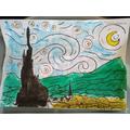 Art - Van Gogh's Starry night