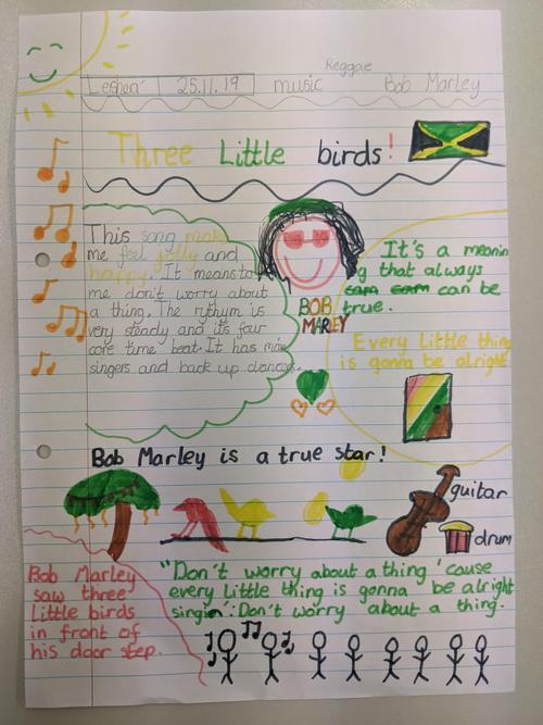 Leshea's music journal