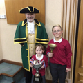 With the Town Crier