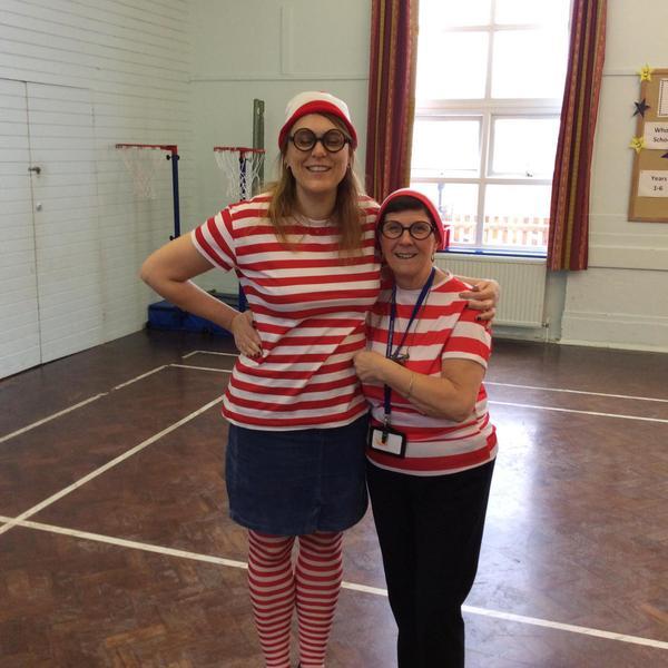 Where's Wally??
