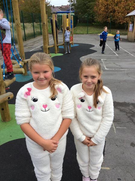 Twin Pyjamas!!