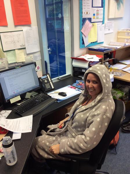 Office Pyjamas!!