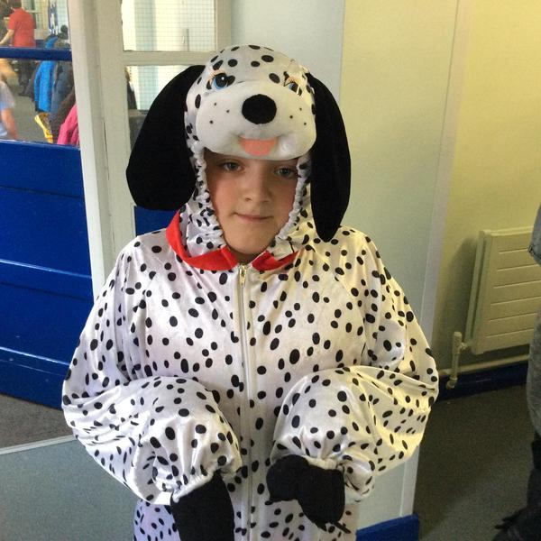 A Hundred and One Dalmations