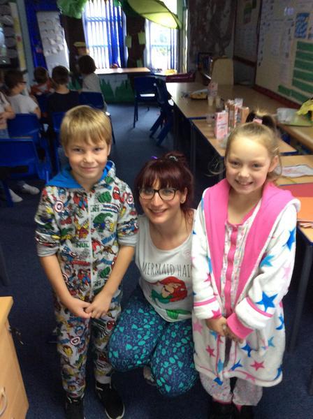 Happy Pyjamas!!