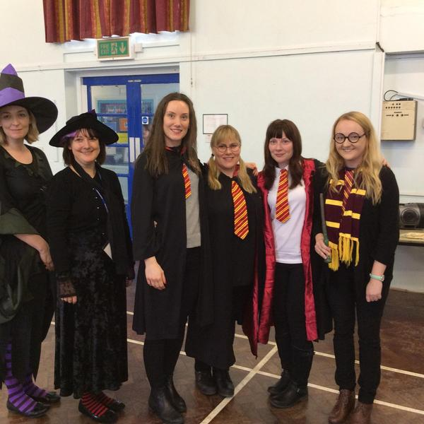 The Witches and Wizards of Meynell!
