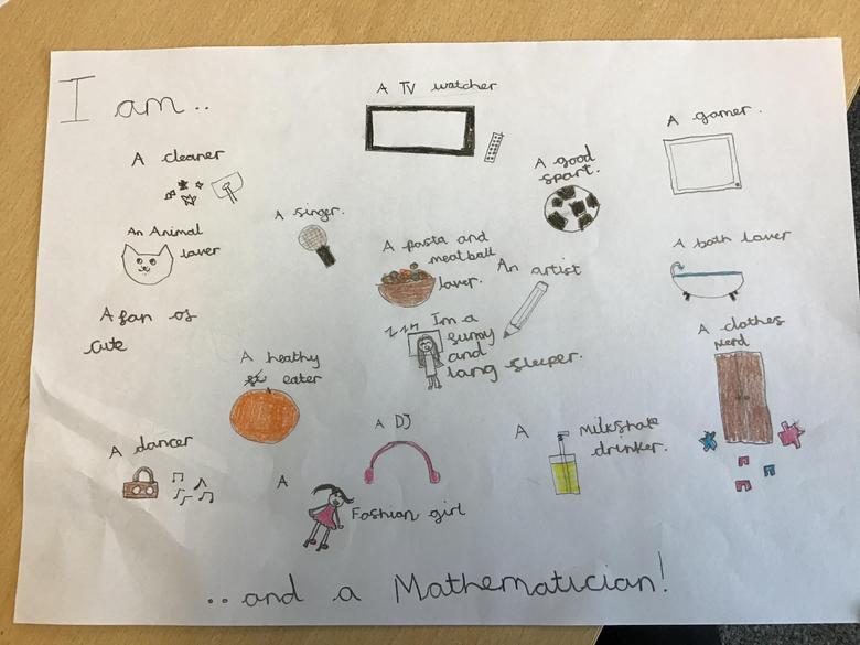 Inspirational maths