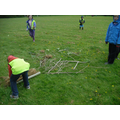 Andy Goldsworthy Sculpture Trailblazer Day!