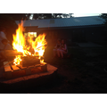 Campfire before bed