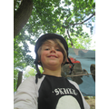 Go Karting selfie!