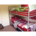 Keeping our bedrooms tidy...for now!