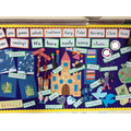 EYFS Display in the main hall - Feb  2016