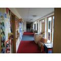 Corridor and Displays