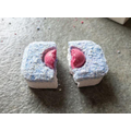 Our August top tip - cut your dishwasher tablets in half! Tried and tested - it works!