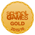 School Games Gold for our sports provision