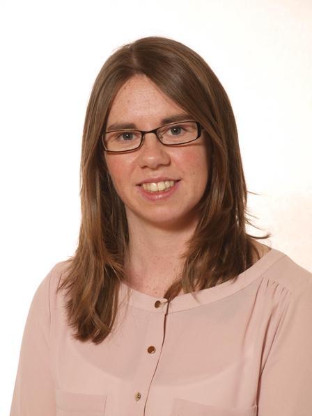 Miss Webb - Class Teacher (Class 2W)