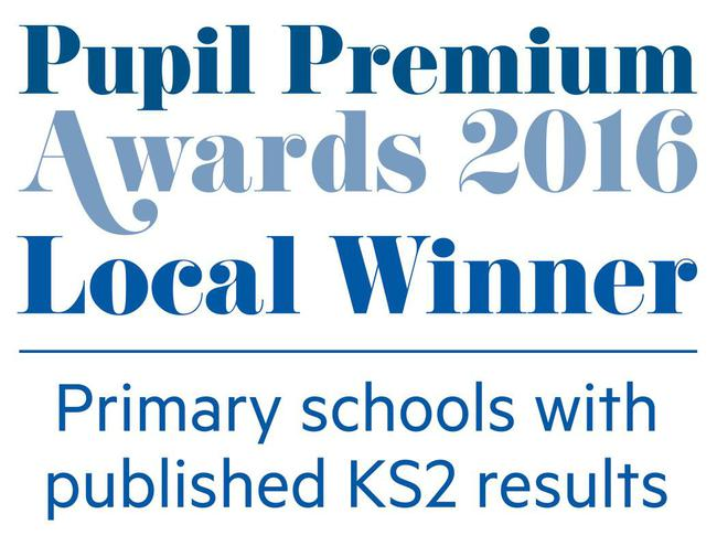Image result for pupil premium winner