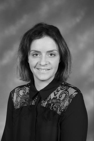 Mrs Richardson, Swans Teacher