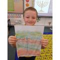 Charlie is a super artist!