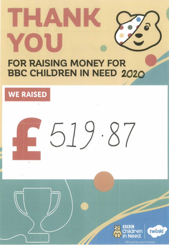 Children in Need - November 2020