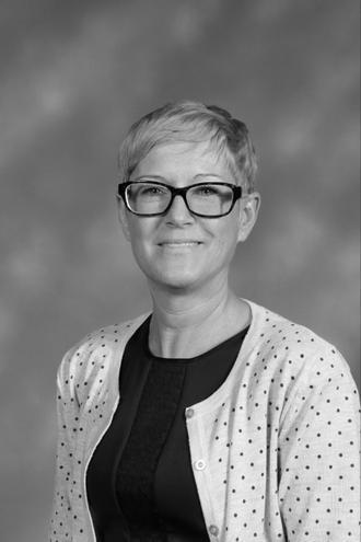 Mrs Trail, Acting Headteacher