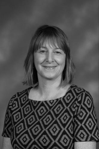 Mrs Mitchell, Admin Assistant