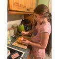 Isla's been busy baking!
