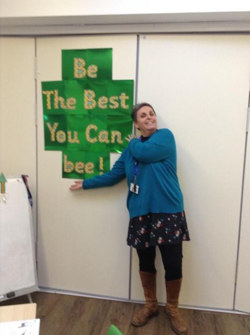 Mrs Sarah Greedy-LSA Unicorns Class and Lunchtime Supervisor