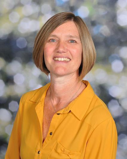 Mrs Walker (cover supervisor)