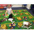 Investigating and sorting materials