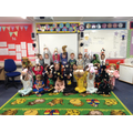 1C in their pyjamas for children in need.