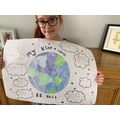 Ava's Kindness Poster