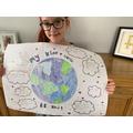 Ava's Kindness Poster