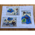 Bobby's Lego Beach