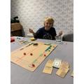 Oscar's game