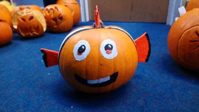 Year 4 'Nemo' - Ava Hubbard