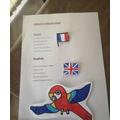 Mia's French