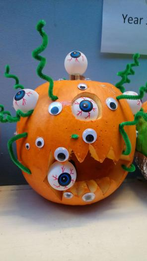 Year 3 'Googly-eyed Monster' - Josh Taylor