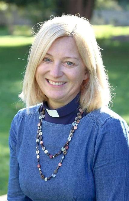 Natasha Anderson - Vicar of Milford Parish