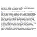 Joe's brilliantly written story.