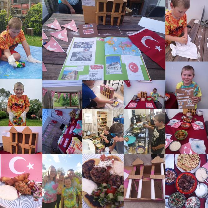 Max's Turkish Party
