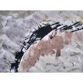 Lucy's Jackson Pollock Artwork